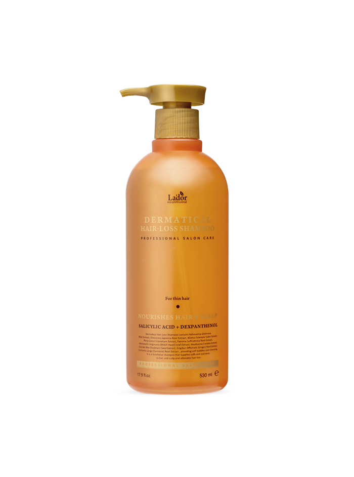 Dermatical Hair Loss Shampoo (for thin hair) 530ml