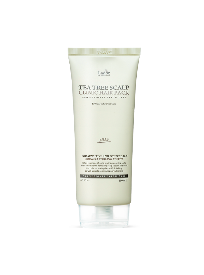 Tea Tree Scalp Clinic Hair Pack / Dandruff scalp pack