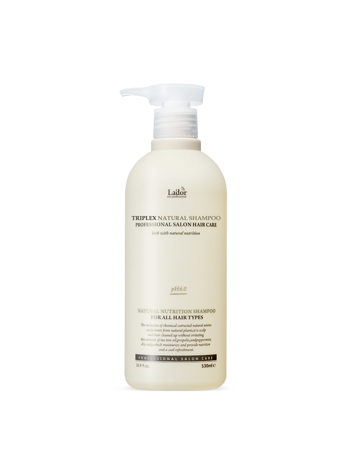 Triplex3 Natural Shampoo 530ml