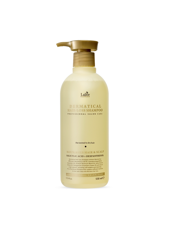 Dermatical Hair Loss Shampoo 530ml