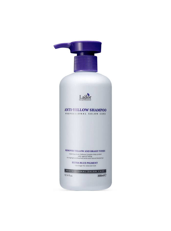 anti-yellow shampoo 300ml